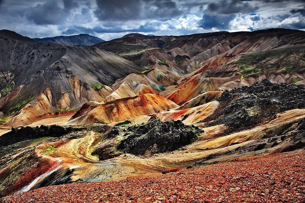 Landmannalaugar Photo Tour