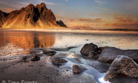 Vesturhorn at Stokksnes