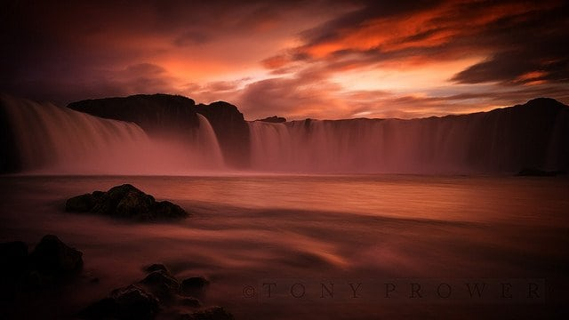 Godafoss Red