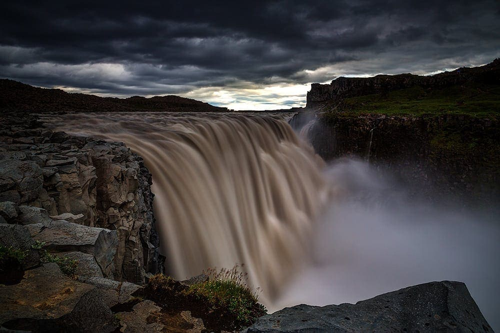 Detti Darko – Dettifoss waterfall